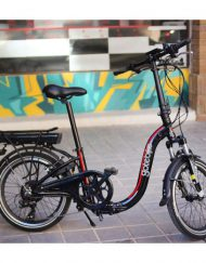 bicicleta folding plegable benimaclet vuelta de tuerca bike shop