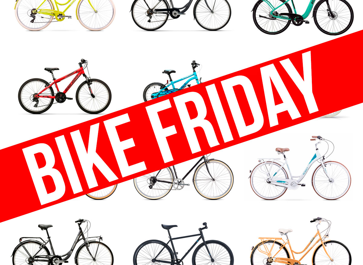 Black friday en bicicletas de valencia