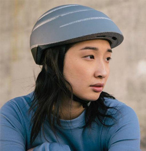 Casco closca plegable para patin electrico xiaomi